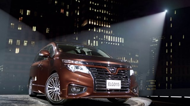 Nissan - Gathering the Lights