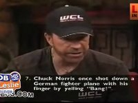 411 Chuck Norris Turned 74 and  Hopeful is Cute as a Button