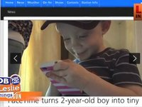 Toddler Saves the Day with Facetime