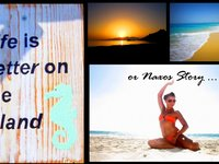Life is better on the island or Naxos Story