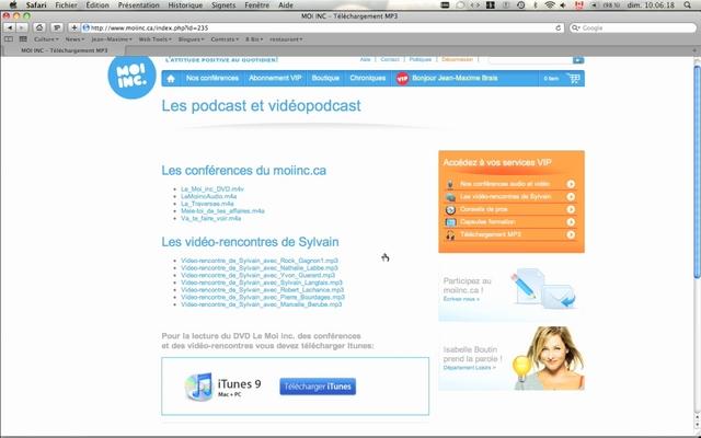 Zone téléchargement Mp3 on Vimeo