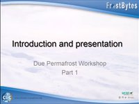 F.M. Seifert: Introduction and Presentation