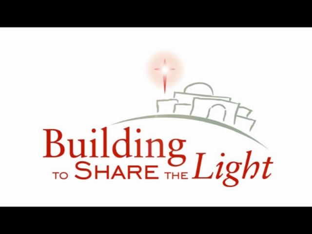 Building To Share The Light on Vimeo Sharing The Light