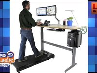 A Treadmill Desk? Better or Worse?