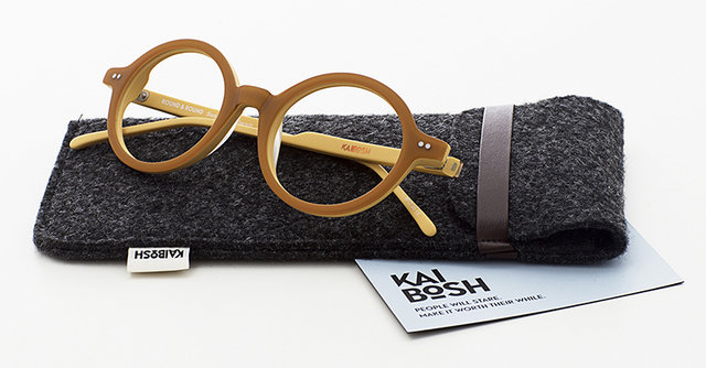 Eyeglass Frame Labels : Nominert: Kaibosh Eyewear