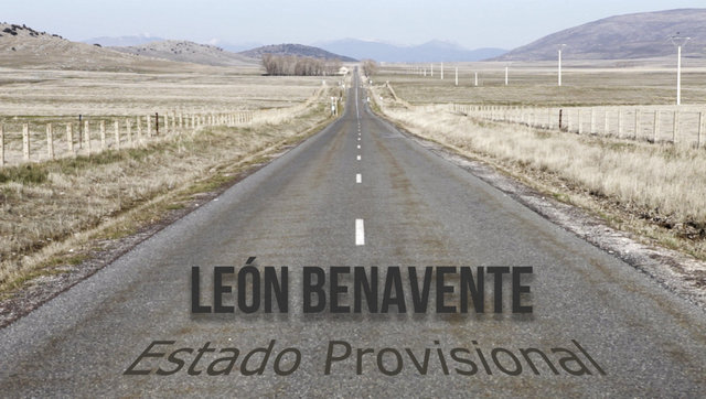 León Benavente – Estado Provisional