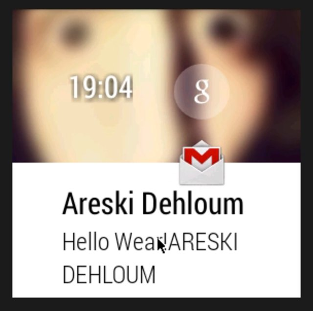 Android Wear Emulator Testing
