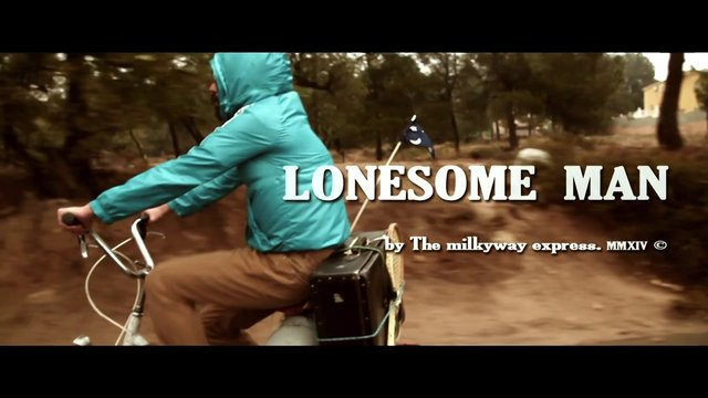 The Milkyway Epress – Lonesome Man