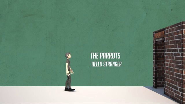The Parrots – Hello Stranger