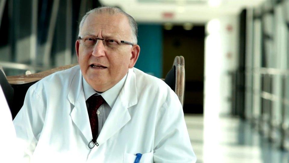 5x1000 allo IEO - Prof. Aron Goldhirsch