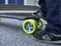 Yardwaste Goes Donkboarding