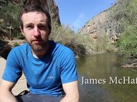 [INTERVIEW: James McHaffie on Indian Face, 9a and Extreme Solo Plans]