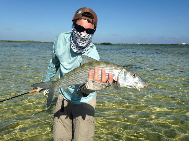 Fly Fishing Belize at El Pescador