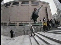 The Chi City True Street Comp section from Universal Appeal.    CCTSC took place in late Fall of 2000.     Universal Appeal premiered at the 1st Bitter Cold Showdown on February 25, 2001.    Filmed and edited by Daniel Kinney.