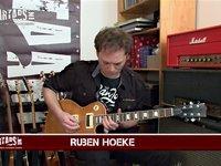 Ruben Hoeke Blues Riff 4