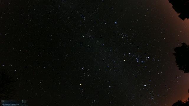 TIMELAPSE del cielo Invernal desde Las Inviernas 13feb2010