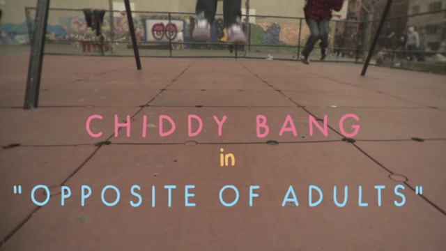Chiddy Bang ''Opposite of Adults''