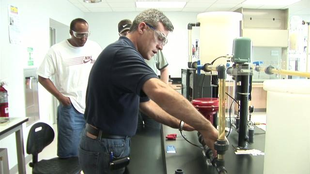 Petroleum Engineering Technology @ the HCC Northeast Energy Institute