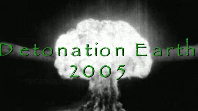 """""""Detonation Earth"""" - Joe Mangrum"""