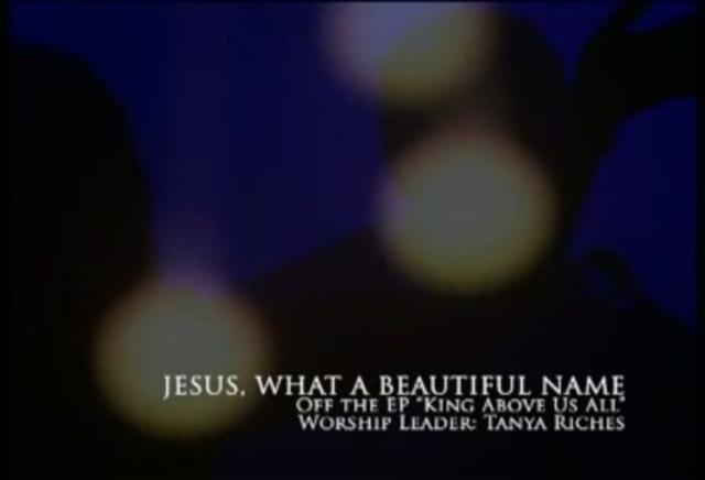 Jesus Beautiful Name