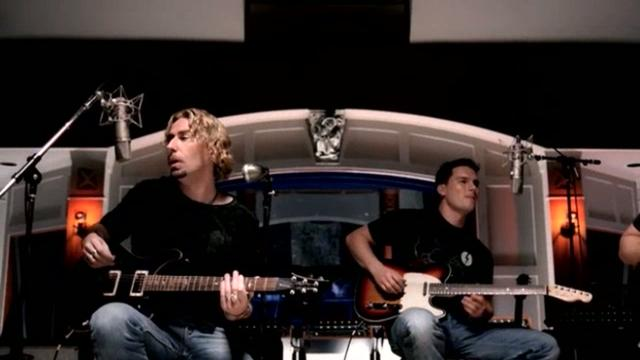 "Nickelback ""If Everyone Cared"""