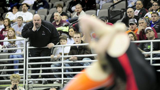 Track Wrestling Nebraska State Tournament