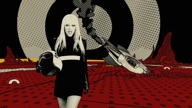 Target: Christina Aguilera
