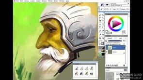 Быстрый старт Corel Painter