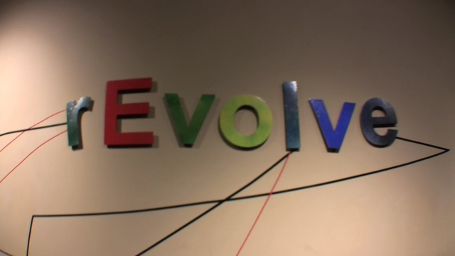 rEvolve: a Hack.Art.Lab project