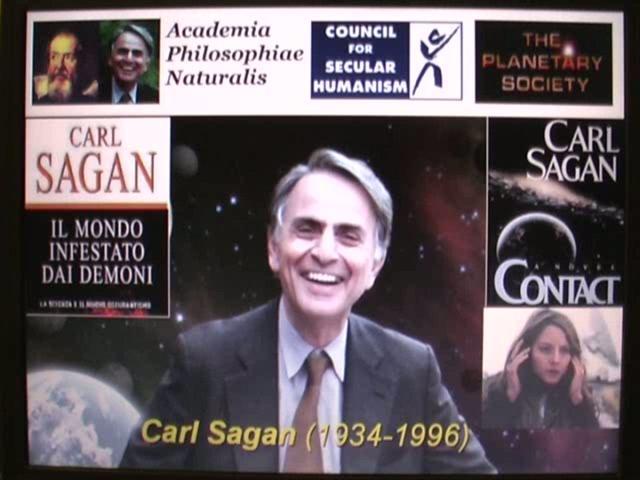 Carl Sagan - Riflessioni su un granello di polvere