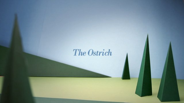 Короткометражный фильм The Ostrich