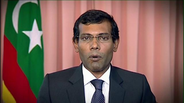 Age of Stupid: UK Priemier: Message from the President of the Maldives