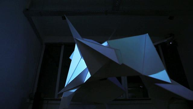 Video | Augmented Sculpture By Grosse8 & Lichtfront / Passagen 2010
