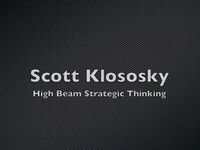 High Beam - Scott Klososky
