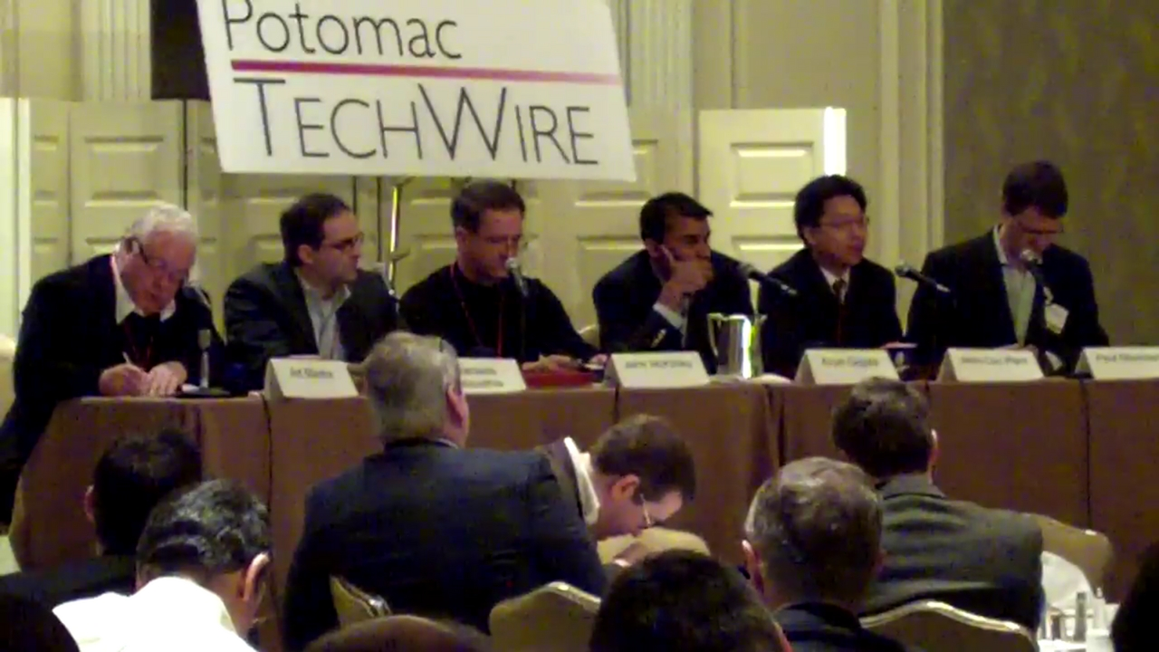 Potomac Tech Wire VC Pitch