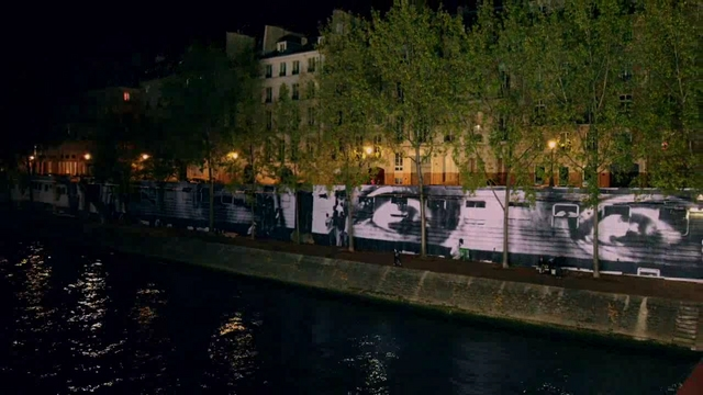 "Video – JR ""Women are Heroes"" in Paris"