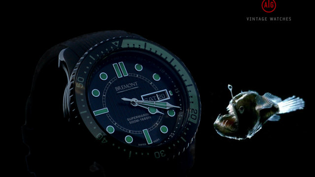 Video | Bremont Super Marine DLC LTD Edition