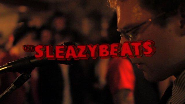 "The Sleazybeats - ""Fast Car"" - Live at John Hawks Pub"