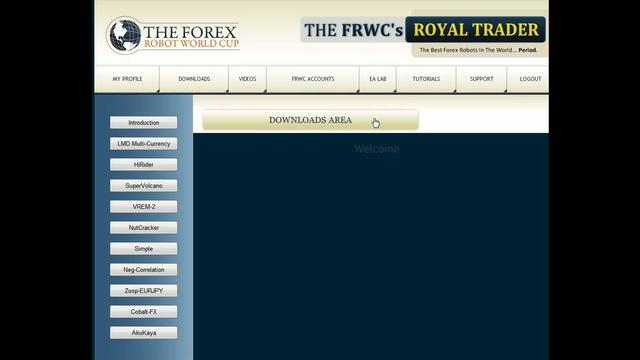 Forex trading back office