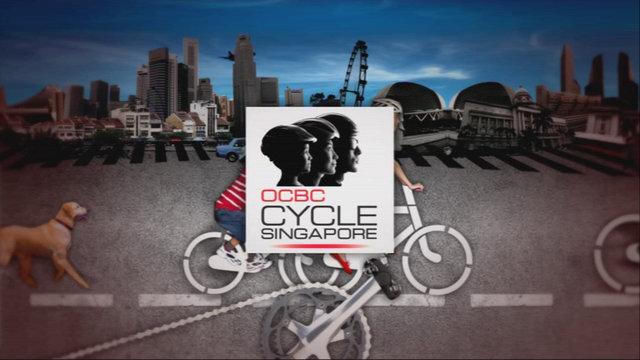 OCBC Cycle Singapore Promo