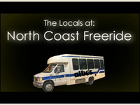 Albe's locals at North Coast Freeride