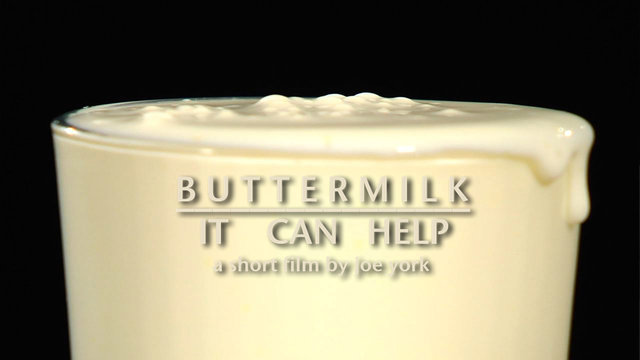 Buttermilk: It Can Help