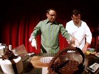 Chocolate Basket Weave