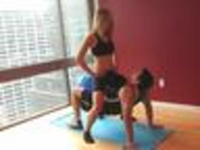 Sex Workout Video 3