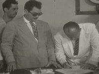 CONVENIO DE TRABAJO, ESSO STANDARD OIL COMPANY DE CUBA (1947)