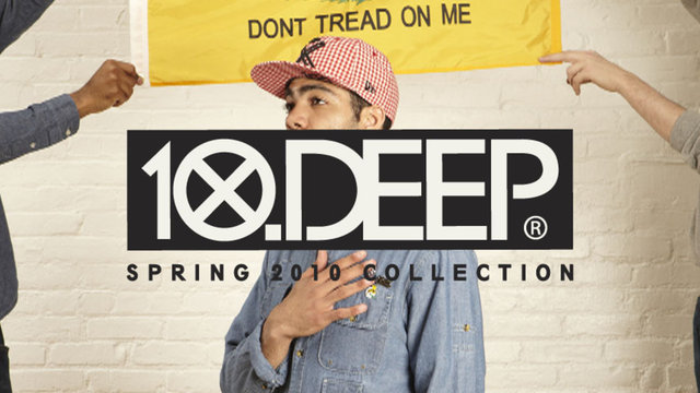 10.Deep Spring 2010 Collection – Video Preview