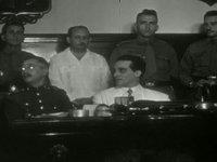 PRESENTACION DEL NUEVO MINISTRO DEL INTERIOR, COSSIO DEL PINO (1947)