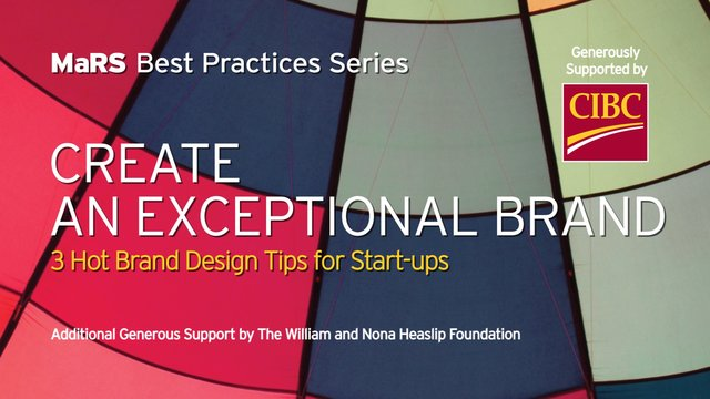 Brand Design: Three Hot Tips for Start-ups