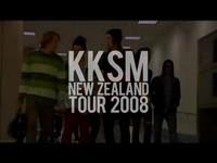 New Zealand tour promo