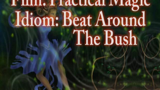 idiom beat around the bush on vimeo